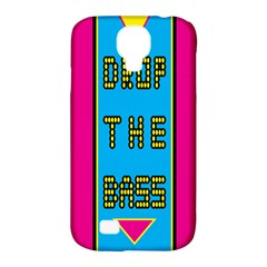 Bass Dropping Samsung Galaxy S4 Classic Hardshell Case (PC+Silicone)