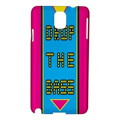 Bass Dropping Samsung Galaxy Note 3 N9005 Hardshell Case