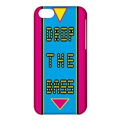 Bass Dropping Apple iPhone 5C Hardshell Case