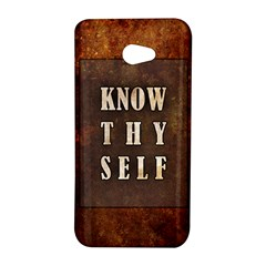 Know Thyself HTC Butterfly S Hardshell Case
