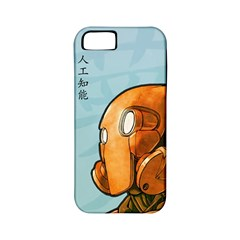 Robot Dreamer Apple iPhone 5 Classic Hardshell Case (PC+Silicone)