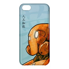Robot Dreamer Apple Iphone 5c Hardshell Case