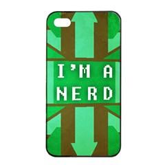 I m A Nerd Apple Iphone 4/4s Seamless Case (black)
