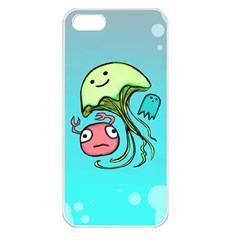 Ocean Party Seanparry Apple iPhone 5 Seamless Case (White)