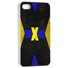 X-Phone Apple iPhone 4/4s Seamless Case (White)
