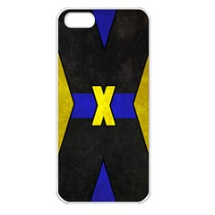 X Phone Apple Iphone 5 Seamless Case (white)