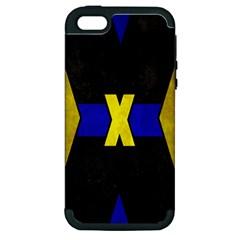 X-Phone Apple iPhone 5 Hardshell Case (PC+Silicone)