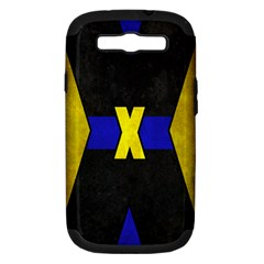 X-Phone Samsung Galaxy S III Hardshell Case (PC+Silicone)