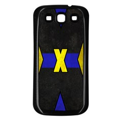 X Phone Samsung Galaxy S3 Back Case (black)