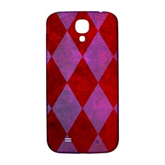 Diamond Tiles Samsung Galaxy S4 I9500/I9505  Hardshell Back Case
