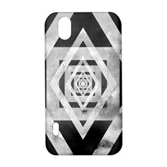 Geometric B&W LG Optimus P970 Hardshell Case