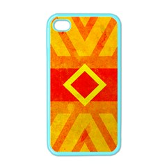 Warning Apple Iphone 4 Case (color)