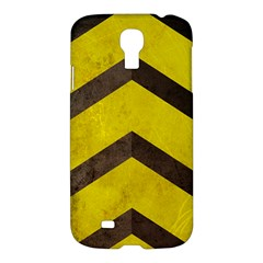 Caution Samsung Galaxy S4 I9500/i9505 Hardshell Case