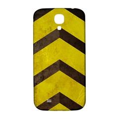 Caution Samsung Galaxy S4 I9500/I9505  Hardshell Back Case