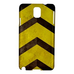 Caution Samsung Galaxy Note 3 N9005 Hardshell Case