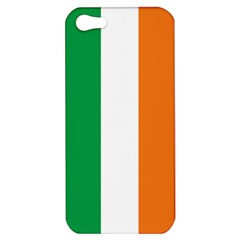 Irish Flag Apple iPhone 5 Hardshell Case