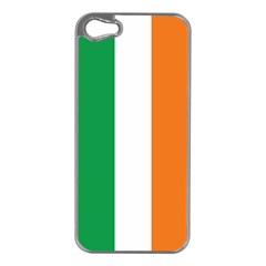 Irish Flag Apple Iphone 5 Case (silver)