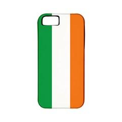 Irish Flag Apple Iphone 5 Classic Hardshell Case (pc+silicone)