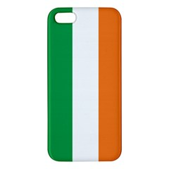 Irish Flag iPhone 5S Premium Hardshell Case