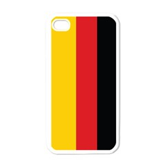 German Flag Apple Iphone 4 Case (white)
