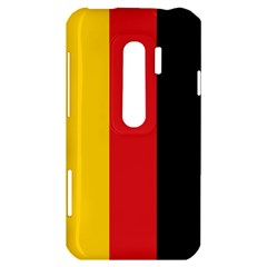 German Flag HTC Evo 3D Hardshell Case