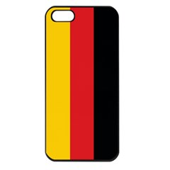 German Flag Apple iPhone 5 Seamless Case (Black)