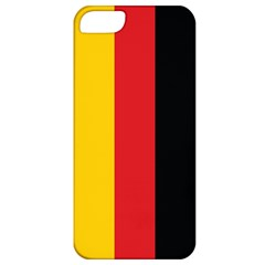 German Flag Apple iPhone 5 Classic Hardshell Case
