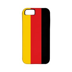 German Flag Apple iPhone 5 Classic Hardshell Case (PC+Silicone)