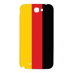 German Flag Samsung Note 2 N7100 Hardshell Back Case