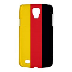 German Flag Samsung Galaxy S4 Active (I9295) Hardshell Case