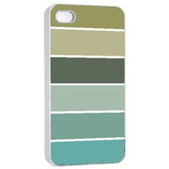 Dancers Apple iPhone 4/4s Seamless Case (White)
