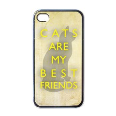Best Friends Apple Iphone 4 Case (black)