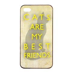 Best Friends Apple iPhone 4/4s Seamless Case (Black)