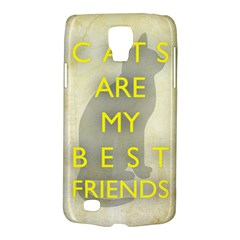 Best Friends Samsung Galaxy S4 Active (I9295) Hardshell Case