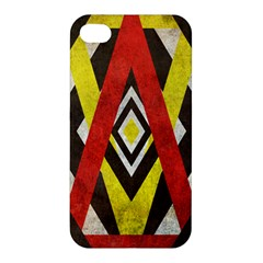 Sharp Edges Apple Iphone 4/4s Hardshell Case