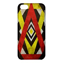 Sharp Edges Apple Iphone 5c Hardshell Case