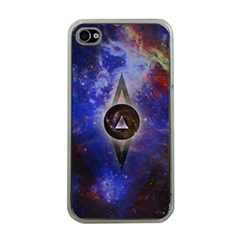 Infinite Space Apple Iphone 4 Case (clear)