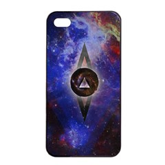 Infinite Space Apple iPhone 4/4s Seamless Case (Black)