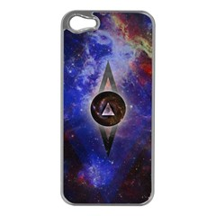 Infinite Space Apple iPhone 5 Case (Silver)