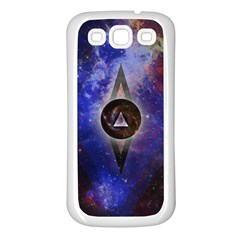 Infinite Space Samsung Galaxy S3 Back Case (White)