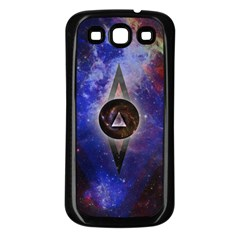 Infinite Space Samsung Galaxy S3 Back Case (Black)