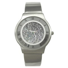 Ripples Stainless Steel Watch (Unisex)