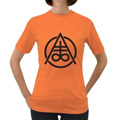 Anarchrist Womens' T-shirt (Colored)