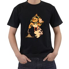 Anita Mens' T Shirt (black)