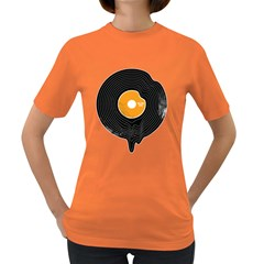 Melting Song Womens' T-shirt (Colored)