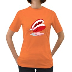 Walking Dead Womens' T Shirt (colored)