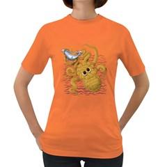 Craken Womens' T-shirt (Colored)
