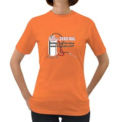 Dale s DEAD-BUG Womens' T-shirt (Colored)