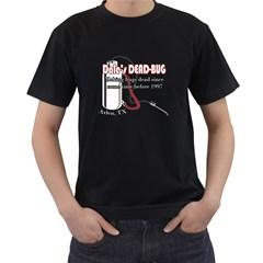 Dale s DEAD-BUG Mens' T-shirt (Black)
