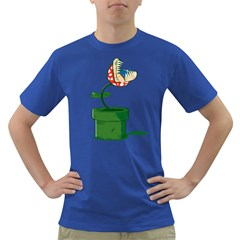 Piranha Plant Mens' T-shirt (Colored)